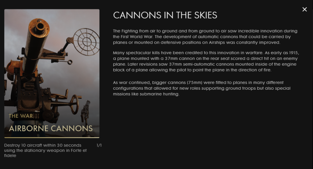 cannonsintheskies